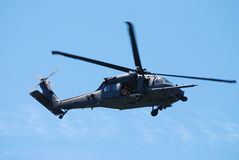 Black Hawk helicopter Royalty Free Stock Photography