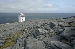 Black Head Lighthouse Stock Photo