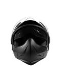 Black Helmet Stock Image