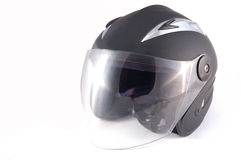 Black Helmet Stock Photography