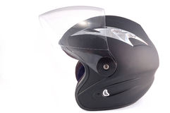 Black Helmet Royalty Free Stock Photos