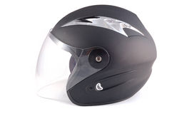 Black Helmet Royalty Free Stock Images