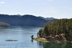 Black Hills lake Royalty Free Stock Photo