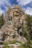 Black Hills Rock Formation Stock Image