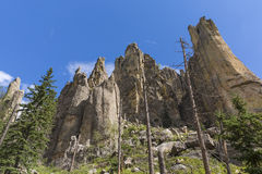 Black Hills Rock Formations Stock Photos