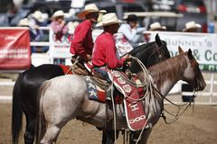 Black Hills Roundup Rodeo Royalty Free Stock Photo