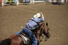 Black Hills Roundup Rodeo Stock Photography