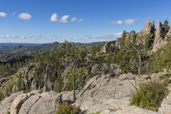 Black Hills Scenic Stock Image