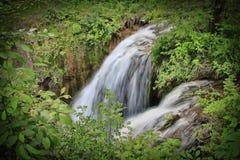 Black Hills South Dakota Waterfall Stock Photo
