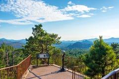 Black Hills synvinkel royaltyfria bilder