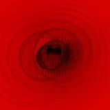 Black hole. This image is a fractal ilustartion Stock Photos