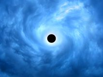 Black hole Stock Images