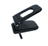 Black hole puncher Royalty Free Stock Photo