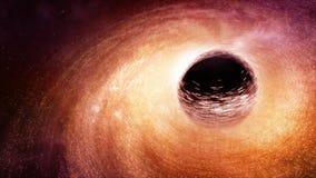 Black Hole Stock Image