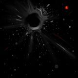 Black hole Royalty Free Stock Photo