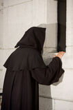 Black hood Stock Images