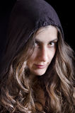 Black Hood Stock Photography