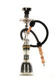 Black hookah Stock Photo