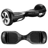 Black hover board Stock Images