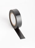 Black industrial tape Stock Photography