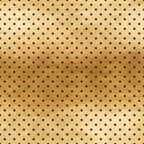 Black ink abstract  Polka Dot  background. Hand Royalty Free Stock Images