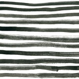 Black ink abstract  stripes background. Hand drawn Royalty Free Stock Images