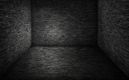 Black Interior Royalty Free Stock Images