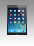 Black ipad mini Stock Images