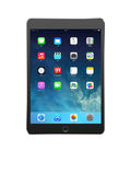 Black ipad mini Stock Photography