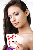 Black jack Royalty Free Stock Photo