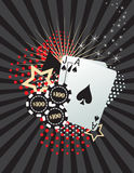 Black jack Royalty Illustrazione gratis