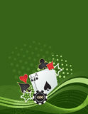 Black jack Immagine Stock