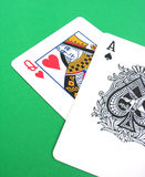 Black Jack. Gambling - Black Jack stock photos