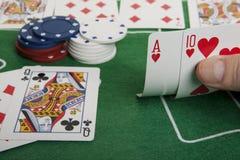 Free Black Jack Card Game Stock Image - 11695981