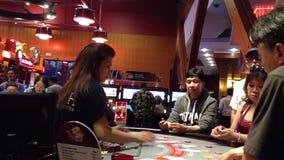 Black Jack Casino Royalty Free Stock Photos