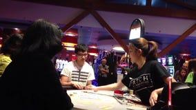 Black Jack Casino stock video