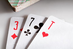 Black Jack - pip Stock Image