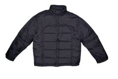 Black jacket Royalty Free Stock Images