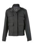 Black jacket Stock Images