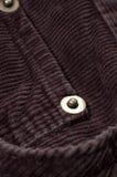 Black jeans detail photo Stock Photo