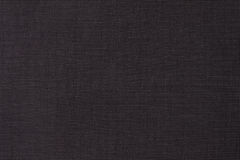 Black jeans fabric as background Royalty Free Stock Photography