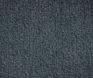 Black jeans texture Royalty Free Stock Photos