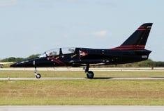 Black jet Stock Photos