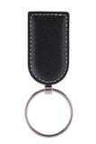 Black keyring Royalty Free Stock Images