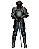 The Black Knight Royalty Free Stock Photos