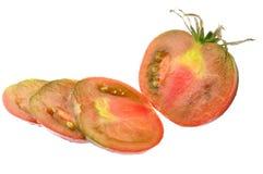 Black krim tomato Royalty Free Stock Photos