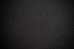 black läder Arkivfoton