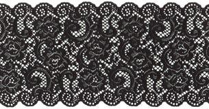Free Black Lace Stock Image - 2362801