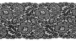 Free Black Lace Stock Photography - 2362802