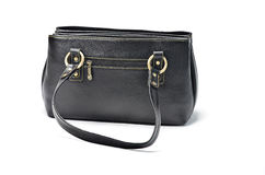 Black Ladies Bag Stock Images